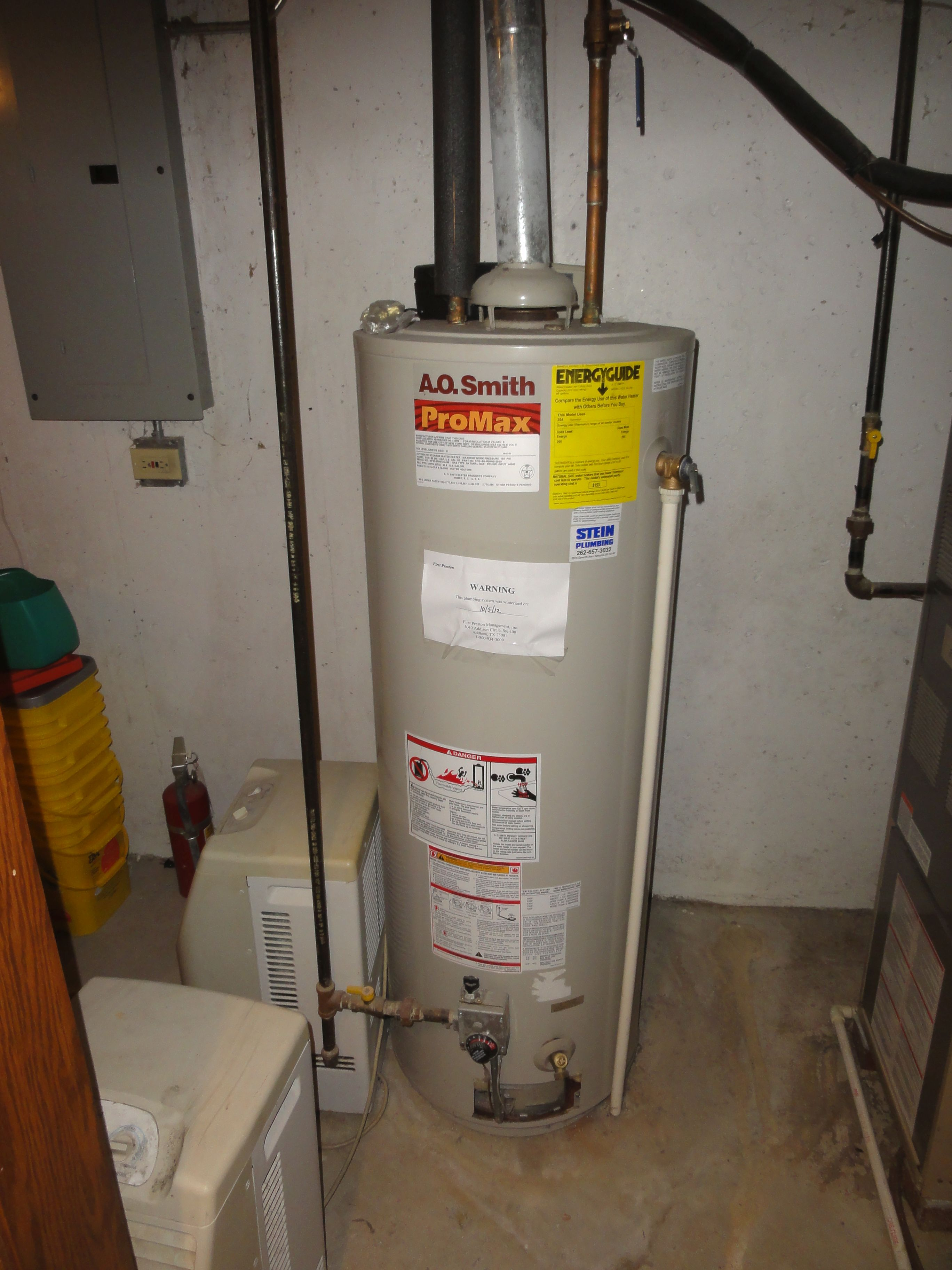 Image result for water heater inspection